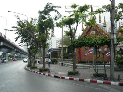 MRT - サムヤーンの写真