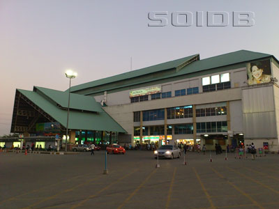 A photo of Southern Bus Terminal (Sai Tai Mai)