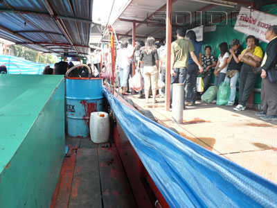 A photo of Saen Saep - Bobae Market