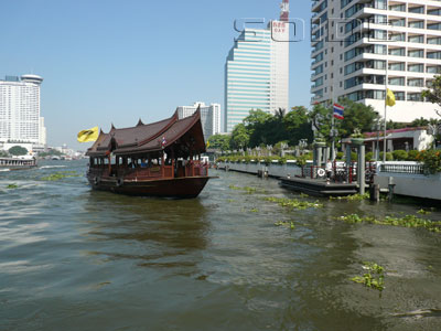 A photo of Chaophraya Hotel Pier - Mandarin Oriental