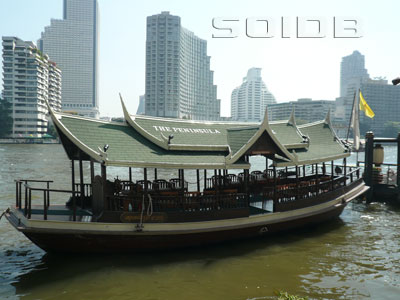 A photo of Chaophraya Hotel Pier - The Peninsula Bangkok