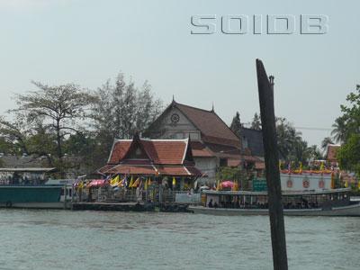 A photo of Chaophraya Crossing - Koh Kret