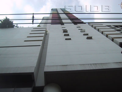 A photo of Baiyoke Tower 1