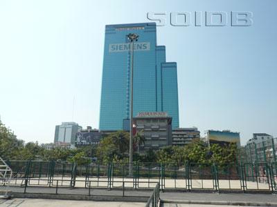 A photo of Charn lssara Tower II