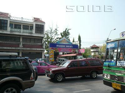 A photo of Sam Yod Plaza