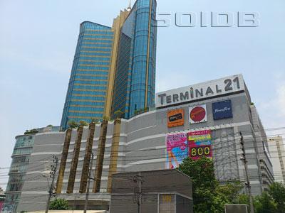 ターミナル21の写真