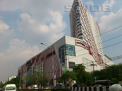 A photo of Central Plaza - Chaengwattana