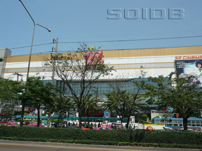 A photo of The Mall Shopping Center - Thapra