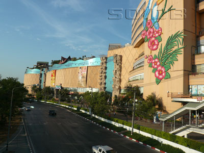 A photo of The Mall Shopping Center - Bangkae
