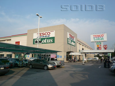 A photo of Tesco Lotus - Bangna-Trad