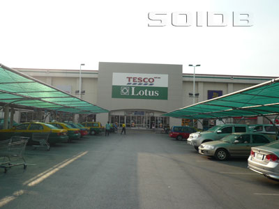 Tesco Lotus - Rangsit
