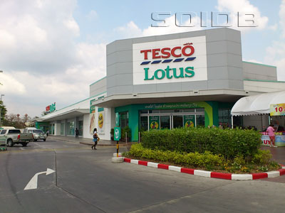 A photo of Tesco Lotus - Sukhapibal 3