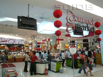 A photo of The Gourmet Market - Siam Paragon