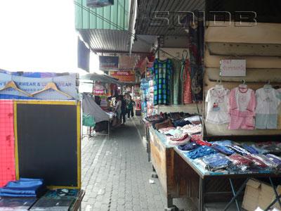 ペナン市場の写真