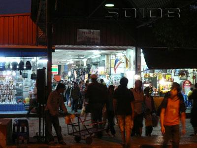 モーチット市場の写真
