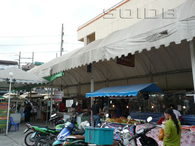 A photo of Ubonphat Market