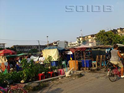 A photo of Market - Charansanitwong Soi 95/1
