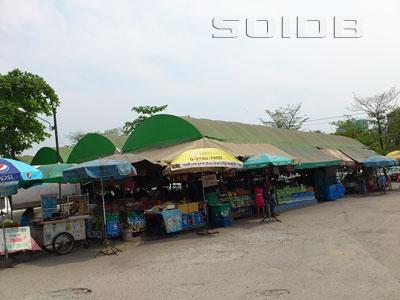 市場 - ワチラベンチャタット公園の写真