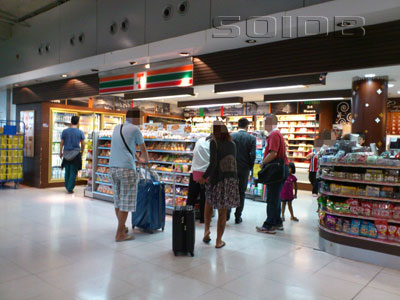 A photo of 7-Eleven - Suvarnabhumi Airport