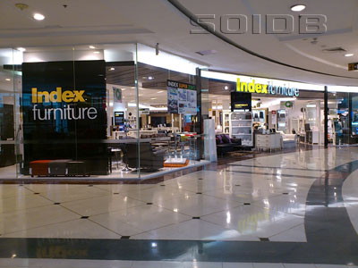 A photo of Index Furniture Center