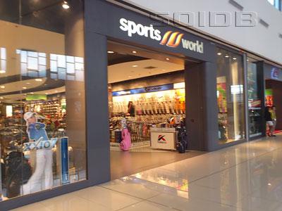 a31b69b8a59f12 Sports World - Mega Bangna  Bangkok - Store  - SoiDB Thailand