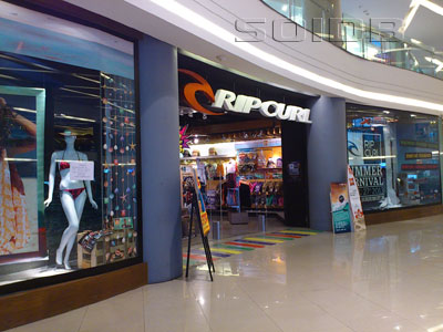 A photo of Rip Curl