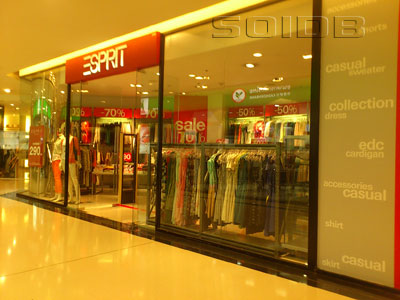 A photo of ESPRIT - All Seasons Place