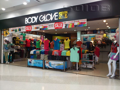 A photo of Body Glove - Tesco Lotus Rama 4