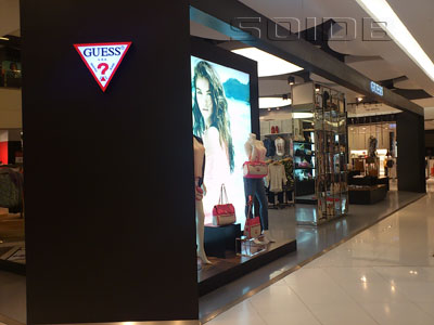 A photo of GUESS - The Mall Bangkapi