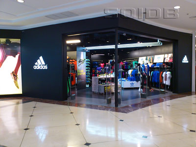A photo of adidas - Central Pinklao