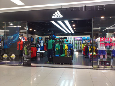 adidas nearest store
