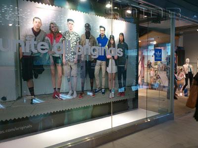 Adidas Originals Siam Center [Bangkok Store] SoiDB