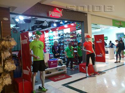 cfda227d2 Puma - MBK Center [Bangkok - Store] - SoiDB Thailand
