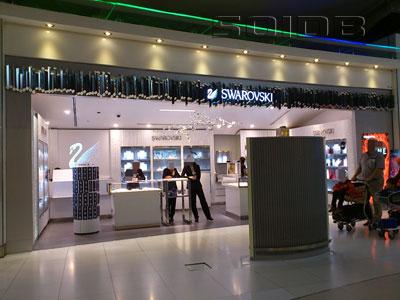 A photo of Swarovski - Suvarnabhumi Airport