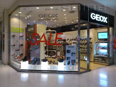 Geox Amarin Plaza [Bangkok Store] SoiDB Thailand