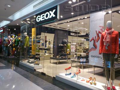 Geox Siam Discovery [Bangkok Store] SoiDB Thailand