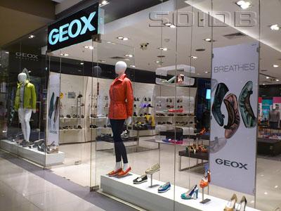 Geox CentralWorld [Bangkok Store] SoiDB Thailand