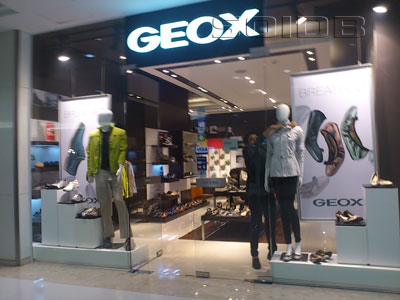 Geox Gaysorn [Bangkok Store] SoiDB Thailand