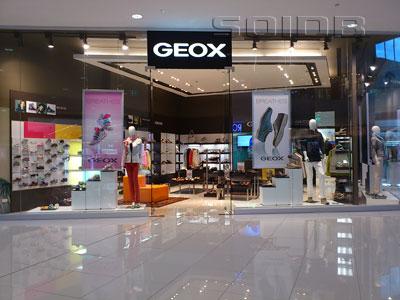 Geox Mega Bangna [Bangkok Store] SoiDB Thailand