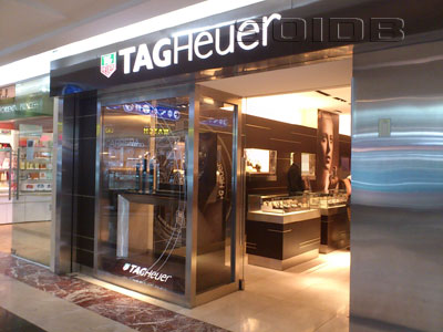 A photo of TAG Heuer - MBK Center