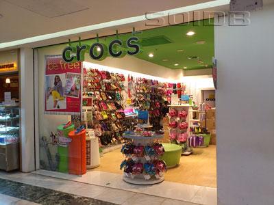 A photo of Crocs - MBK Center