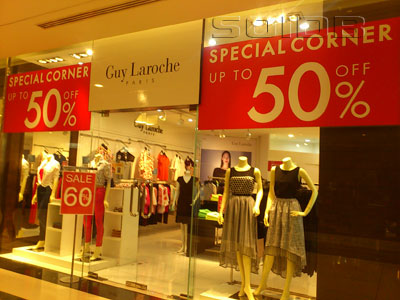 A photo of Guy Laroche - All Seasons Place