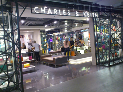 A photo of Charles & Keith - Siam Center