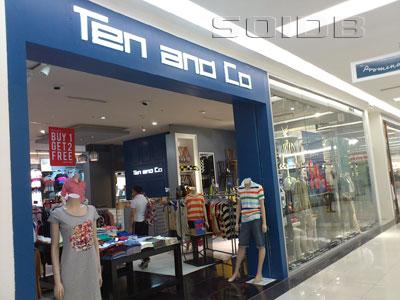 Ten & Co - ファッション・アイランドの写真