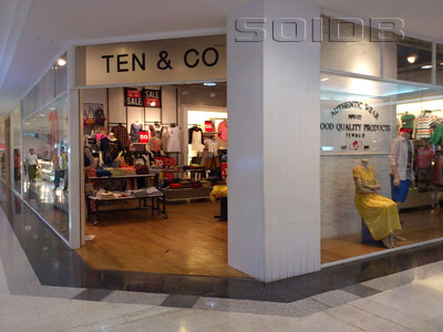 A photo of Ten & Co - The Mall Thapra