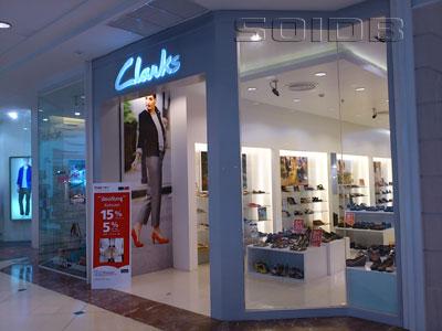 クラークスの写真