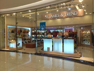 A photo of ST.James & Trend - Fashion Island