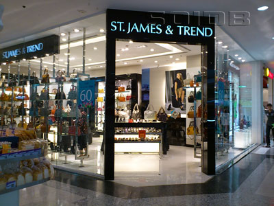 A photo of ST.James & Trend - The Mall Ngamwongwan