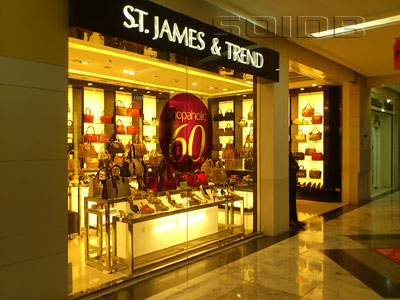 A photo of ST.James & Trend - Fortune Town