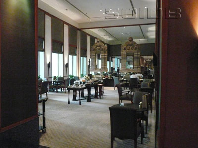 A photo of Lobby Salons - The Sukhothai Bangkok